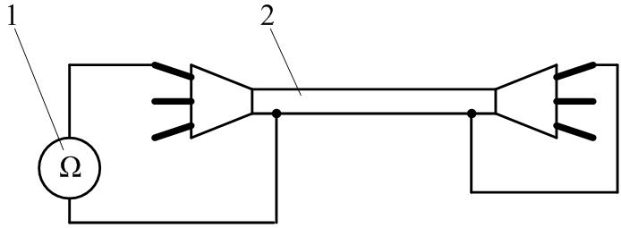 схема определения целостности